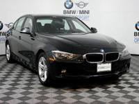 Check out this gently-used 2015 BMW 3 Series we