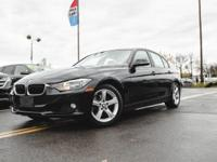 Recent Arrival! 2015 BMW 3 Series 328i xDrive33/22