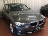 The comfort and ease of driving this 2015 BMW 328xi