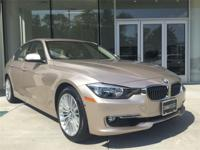 Loaded, Luxury Line 2015 BMW 328i xDrive in Orion