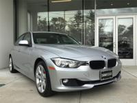 2015 BMW 328i xDrive with Navigation System. Clean