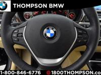 Discerning drivers will appreciate the 2015 BMW 328i!