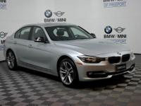 EPA 33 MPG Hwy/22 MPG City! BMW Certified, ONLY 22,442