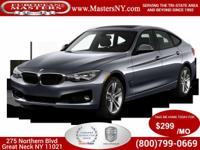 This Amazing Grey 2015 BMW 338XI GT Hatchback Comes