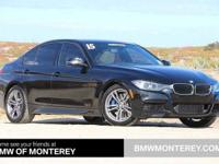 BMW Certified, CARFAX 1-Owner, GREAT MILES 27,270! EPA
