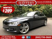 This Lovely Grey (Mineral Grey Metallic) 2015 BMW 335I