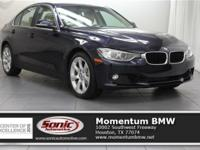This 2015 335i has Navigation, Driving Assistance,