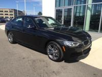 New Price! Black Sapphire Metallic 2015 BMW 3 Series