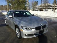 Low mileage 2015 BMW 335i xDrive; Cold Weather Package,