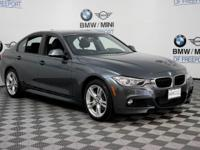 This 2015 BMW 3 Series 335i xDrive is proudly offered