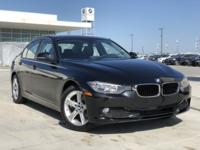 Beautiful Certified Pre-Owned 2015 BMW 320i. CPO