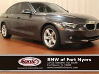 This Certified Pre-Owned 2015 BMW 320i comes complete