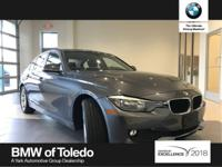 New Price! 2015 BMW 3 Series 320i xDrive Mineral Gray