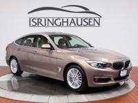 This loaded 1-owner 2015 BMW 3-series Gran Turismo