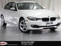 This Certified Pre-Owned 2015 BMW 328i is a One Owner