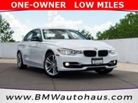 New Price! *** THIS 2015 328XI WAS ALWAYS SERVICED BY