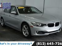 CARFAX One-Owner. Clean CARFAX. Glacier Silver 2015 BMW