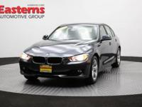 Recent Arrival! 2015 4D Sedan Gray 2015 BMW 3 Series
