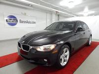 Looking for a 2015 BMW 3 Series? This is it. CARFAX