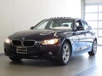 2015 BMW 3 Series 328i xDrive! CERTIFIED! BRAND NEW