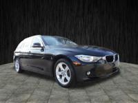 2015 BMW 3 Series 328i xDrive 8-Speed Automatic Jet