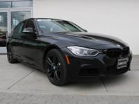 One Owner 2015 Premium Package BMW 335i xDrive with