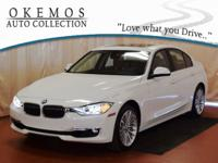 BMW Certified! 2015 335xi with only 21,642 miles.