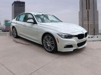 New Price! 335i CARFAX One-Owner. **BMW Certified,