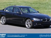 BMW Certified, ONLY 24,790 Miles! EPA 30 MPG Hwy/20 MPG