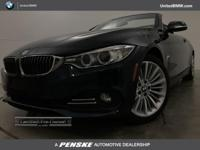 CARFAX 1-Owner, Excellent Condition, BMW Certified with