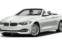Options:  2015 Bmw 4 Series 428I|Stability And Traction