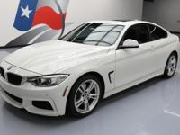 2015 BMW 4-Series with M Sport Line,2.0L Turbocharged