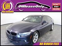Options:  2015 Bmw 4 Series 428I Gran Coupe