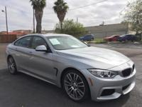 Outstanding design defines the 2015 BMW 428 Gran Coupe!