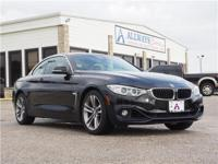 New Price! Recent Arrival! 2015 BMW 4 Series Jet Black