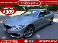 This Lovely Silver (Glacier Silver Metallic) BMW 428XI
