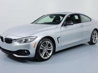 2015 BMW 4-Series with Sport Line,2.0L Turbocharged I4