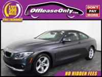 Options:  2015 Bmw 4 Series 428I Coupe Xdrive