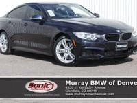 This Certified Pre-Owned 2015 BMW 428i xDrive Sedan