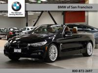 CARFAX 1-Owner, BMW Certified, ONLY 11,567 Miles! EPA
