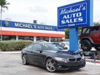 Options:  2015 Bmw 4 Series 435I|Black|Jet Black 2015
