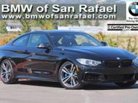 Options:  2015 Bmw 4 Series 2Dr Cpe 435I Rwd|4-Wheel