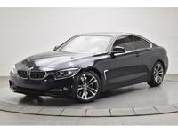 This Pre-Owned 4 Series comes equipped with TECHNOLOGY
