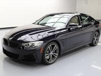 2015 BMW 4-Series with M Sport Line,3.0L Turbocharged