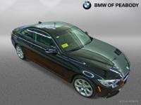 BMW Certified, CARFAX 1-Owner. Nav System, Moonroof,