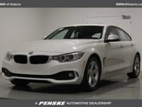 LOCAL LEASE RETURN! BMW FINANCIAL IS OFFERING