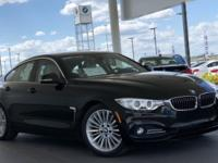 Beautiful Certified Pre-Owned 2015 BMW 428i Gran Coupe.