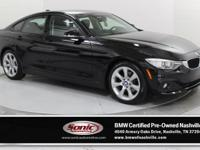 This 2015 BMW 428i (***ONE OWNER, CLEAN CARFAX***)