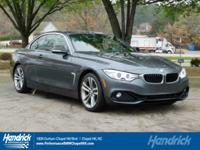 Clean, CARFAX 1-Owner, BMW Certified, ONLY 24,169