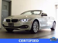2015 BMW 428I xDrive! Only 8256 miles!!! ONE OWNER!